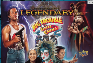 Legendary : Big Trouble in Little China